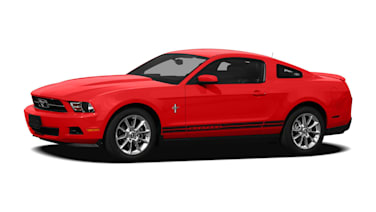 2012 Ford Mustang Information | Autoblog
