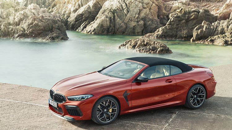 BMW M8 Price >> Bmw Reveals Its M8 In Coupe Convertible And Competition