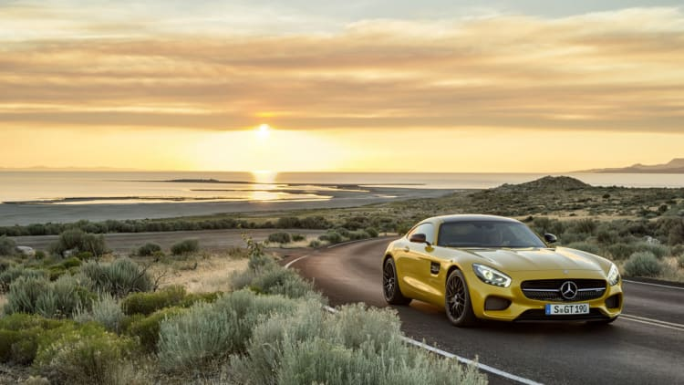 Mercedes-AMG GT S aggressively priced at $129,900* | Autoblog