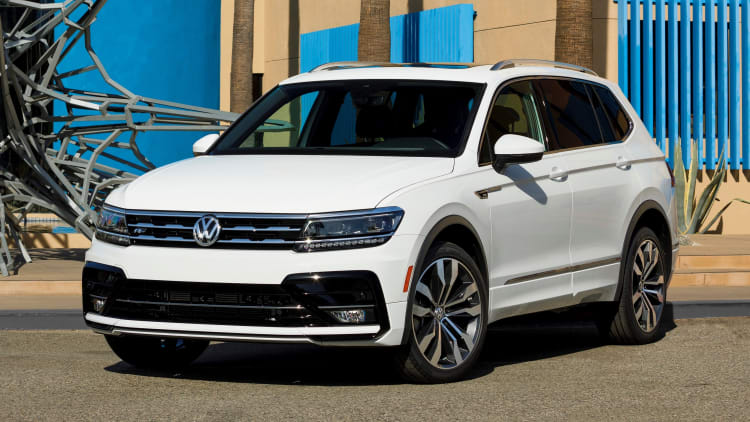 2019 VW Tiguan Reviews | Price, specs, features and photos | Autoblog