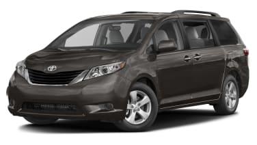 LE 7 Passenger Mobility 4dr Front Wheel Drive Van 2017