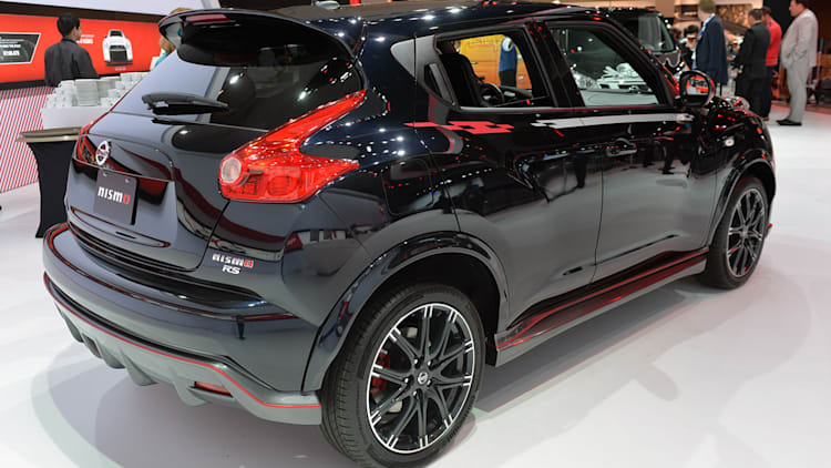 2014 Nissan Juke Nismo RS amps up the funky crossover | Autoblog