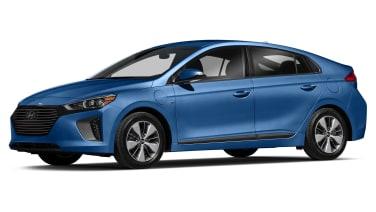 2018 Hyundai Ioniq Plug In Hybrid Limited 4dr Hatchback