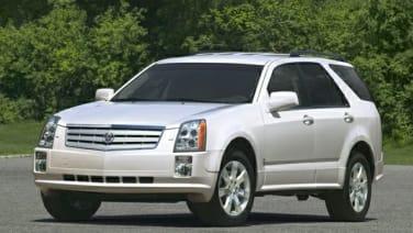 2008 Cadillac SRX Information