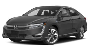 2018 Honda Clarity Plug In Hybrid Touring 4dr Sedan