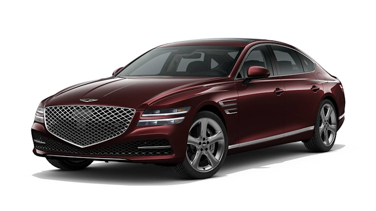2021 Genesis G80 Interior And Exterior Look Great In Every Color