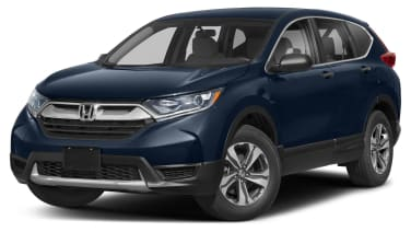 2018 Honda Cr V Lx 4dr All Wheel Drive