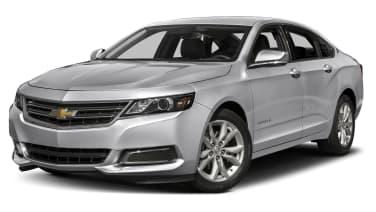 2016 Chevrolet Impala Lt W 2lt 4dr Sedan