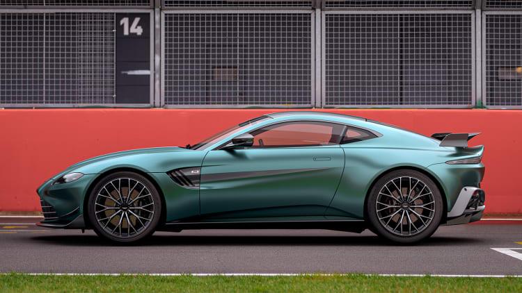 Aston Martin Vantage F1 Edition Adds More Power Downforce Autoblog