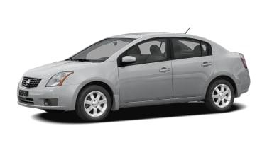 2008 Nissan Sentra Information   Autoblog