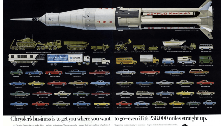 Automakers in space: Detroit's little-known role in the moon