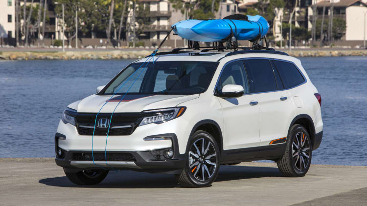 2020 Honda Pilot Review Price Fuel Economy Features And