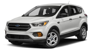 compare 2018 ford escape overview