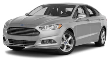 2016 Ford Fusion Se 4dr Front Wheel Drive Sedan