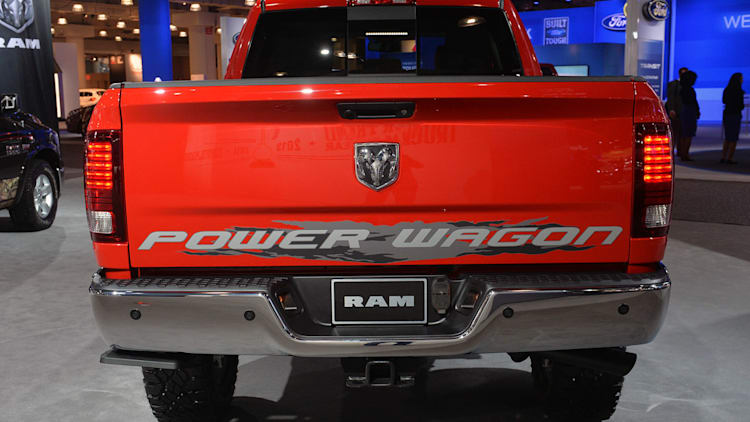 Ram's newest Power Wagon looks even more outlandish for 2014