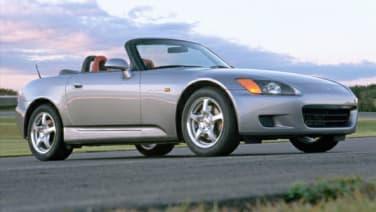 2000 Honda S2000 Base 2dr Convertible