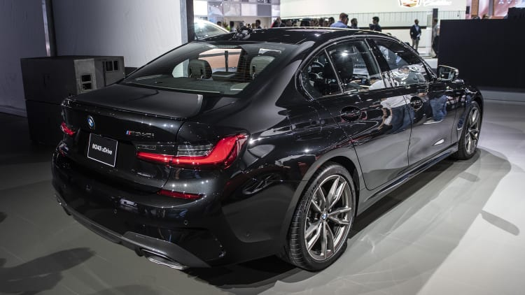 2020 Bmw M340i Will Debut At The La Auto Show And Go On Sale In July