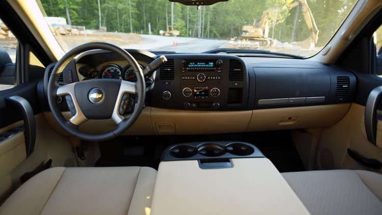 Review 2010 Chevrolet Silverado Hybrid
