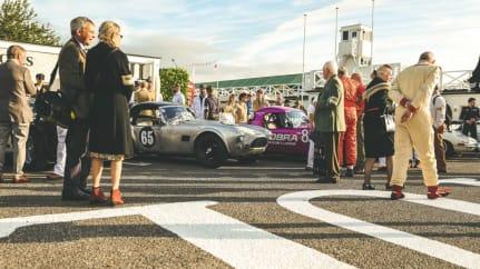 在这里观看所有的2021年古德伍德复兴赛车动作