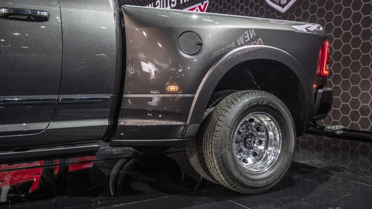 2019 Ram Heavy Duty is heavy with features, gets 1,000 lb-ft