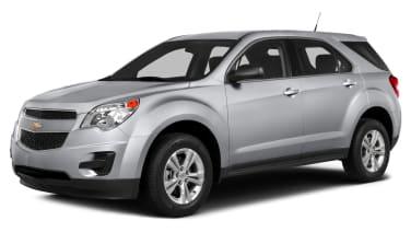 2015 Chevrolet Equinox Reviews Specs Photos