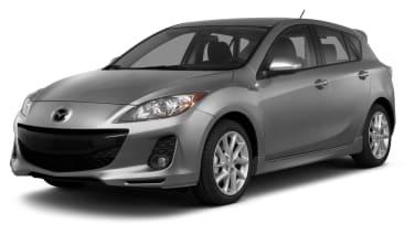 Mazda 3 Sport Vs Touring >> 2013 Mazda Mazda3 Vs 2013 Toyota Matrix Overview Autoblog