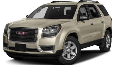2016 Gmc Acadia Reviews Specs Photos