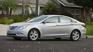 2012 Hyundai Sonata Information | Autoblog