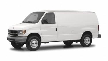 2003 Ford E 250 Commercial Extended Cargo Van