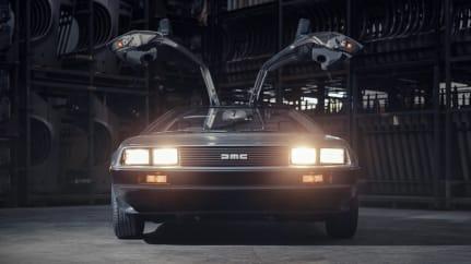 赢得DeLorean DMC-12,让你所有的朋友羡慕