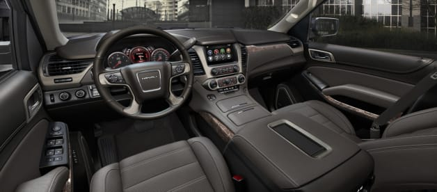 2015 Chevy Tahoe, Suburban and GMC Yukon unveiled | Autoblog