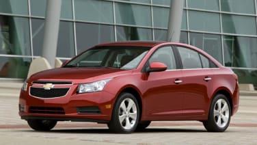 2013 Chevrolet Cruze Information Autoblog