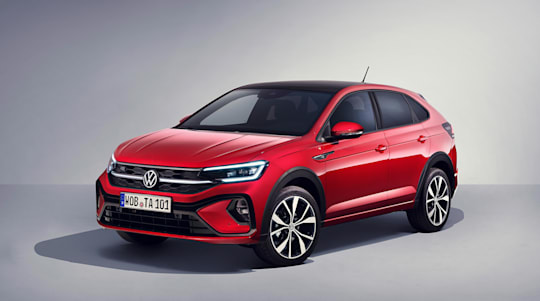 Volkswagen Taigo unveiled as new compact 'coupe' SUV