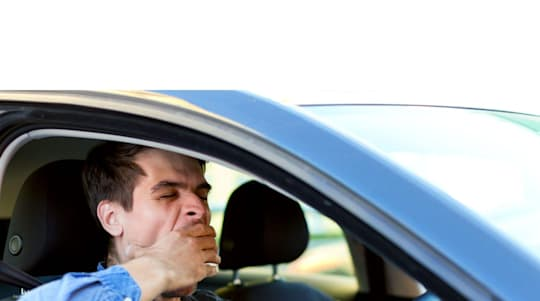 Millions of drivers have fallen asleep at the wheel, says survey