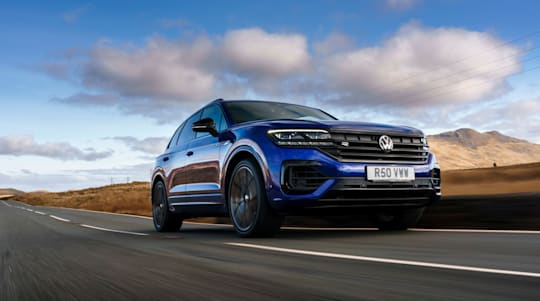 First Drive: Can Volkswagen's Touareg R successfully blend performance and efficiency?