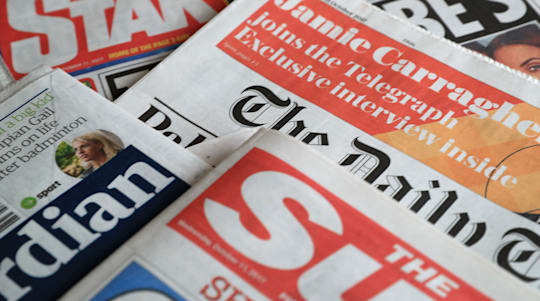What the papers say – October 25