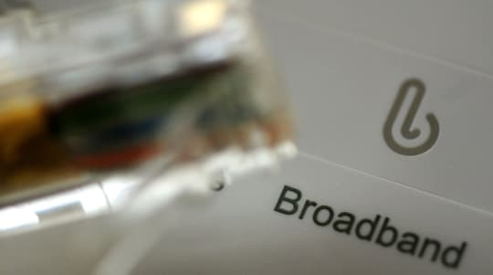 More than half of UK properties can access superfast internet, figures show