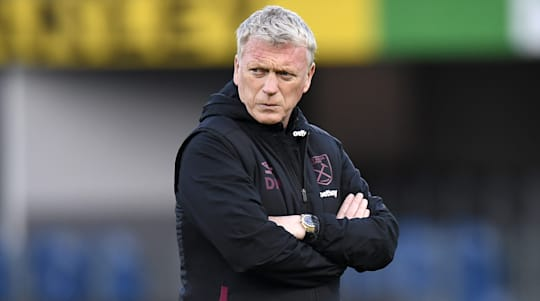 David Moyes disappointed by West Ham's decision-making against Brighton