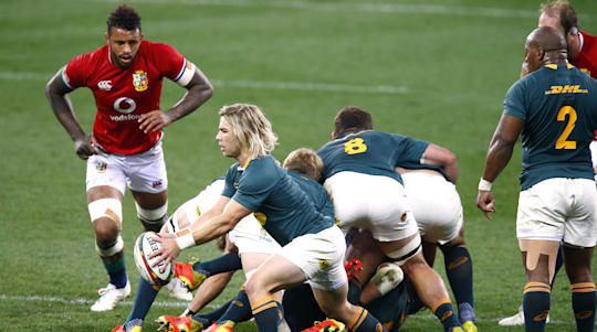 Lions set for series decider after South Africa power to victory in second Test