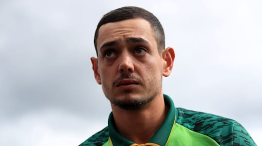 South Africa's Quinton De Kock apologises after refusing to take the knee