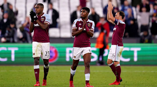 David Moyes not getting carried away with European form after West Ham beat Genk