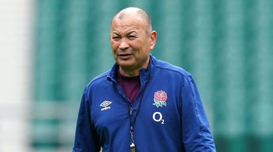 Eddie Jones omits five senior men including Vunipolas from autumn training squad