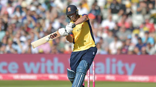 Tom Westley and Essex have their sights set on Royal London Cup silverware