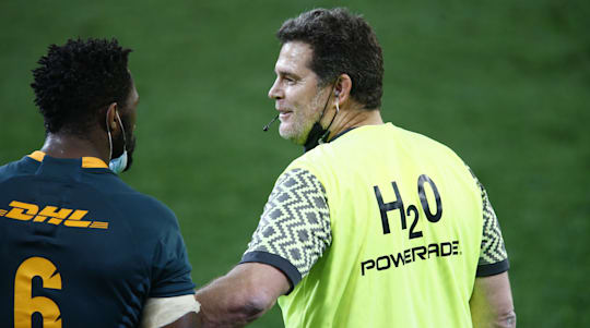 Rassie Erasmus and South Africa Rugby to face independent misconduct hearing