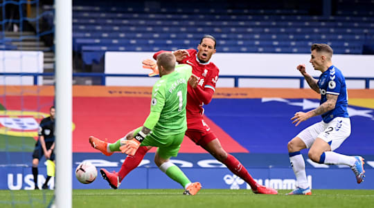 Virgil van Dijk and Joe Gomez make long-awaited Liverpool returns in friendly