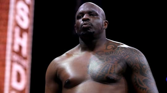 Dillian Whyte vows to atone for shock defeat in Alexander Povetkin rematch