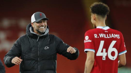 Jurgen Klopp admits Liverpool need to improve in bid for top-four finish