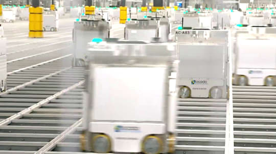 Are robots the future of food shopping?