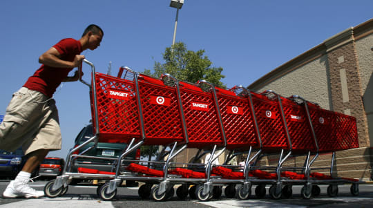 Target to spend $75 million on hiring fewer holiday workers, offering current employees more hours