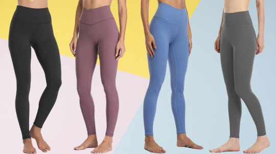 'Top freaking tier!' Amazon's No. 1 best-selling leggings are on sale for just $18